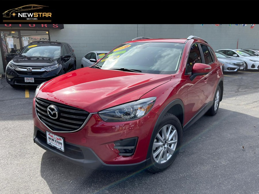Used 2016 Mazda CX-5 in Chelsea, Massachusetts | New Star Motors. Chelsea, Massachusetts