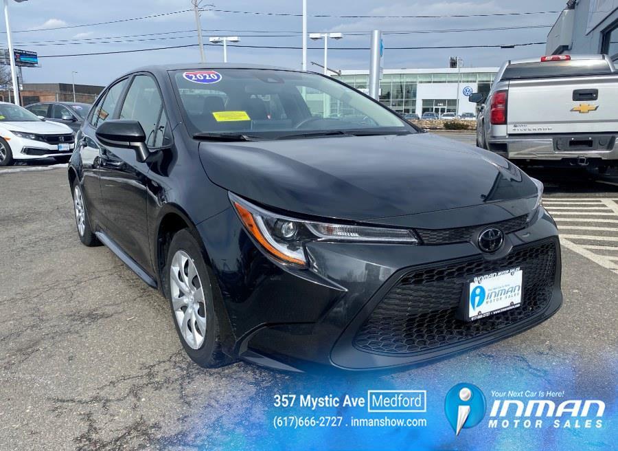 Used 2020 Toyota Corolla in Medford, Massachusetts | Inman Motors Sales. Medford, Massachusetts