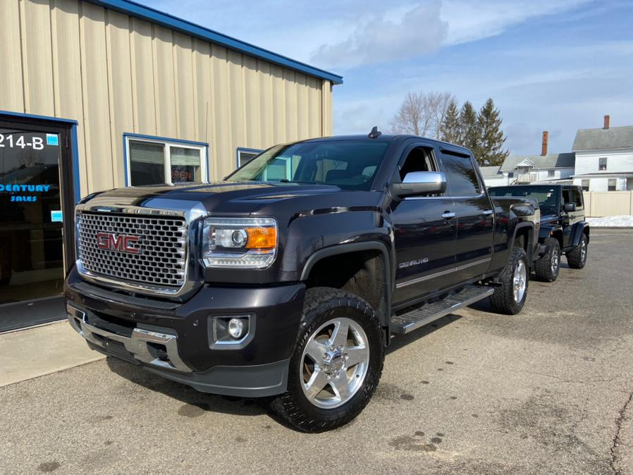 Used 2015 GMC Sierra 2500HD available WiFi in East Windsor, Connecticut | Century Auto And Truck. East Windsor, Connecticut
