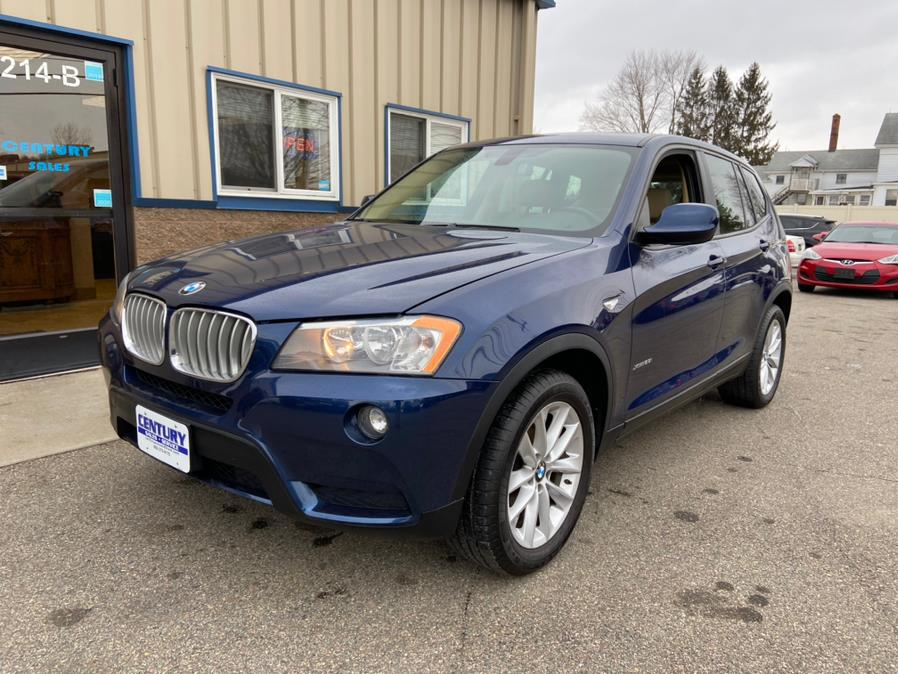 Used 2013 BMW X3 in East Windsor, Connecticut | Century Auto And Truck. East Windsor, Connecticut