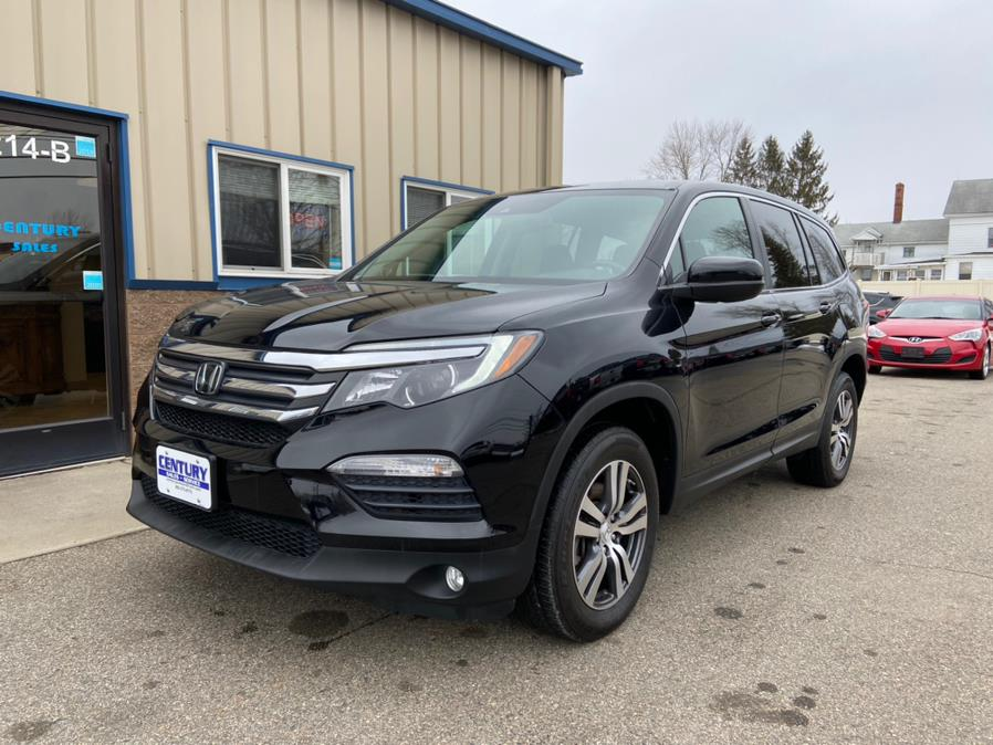 Used 2017 Honda Pilot in East Windsor, Connecticut | Century Auto And Truck. East Windsor, Connecticut