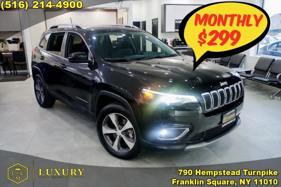 Used Jeep Cherokee Limited 4x4 2019 | Luxury Motor Club. Franklin Square, New York