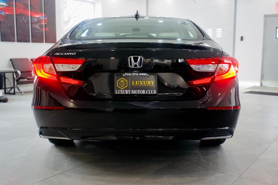 Used Honda Accord Sedan EX 1.5T CVT 2018 | Luxury Motor Club. Franklin Square, New York