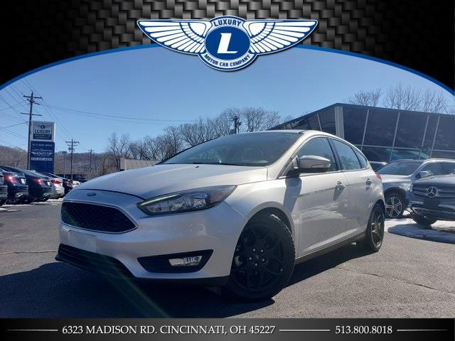 Used Ford Focus SE 2016 | Luxury Motor Car Company. Cincinnati, Ohio