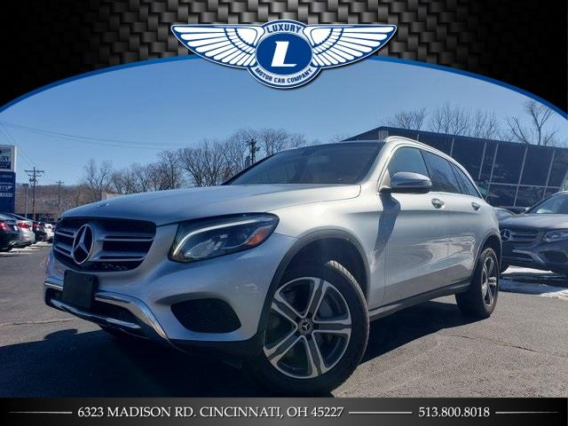 Used 2018 Mercedes-benz Glc in Cincinnati, Ohio | Luxury Motor Car Company. Cincinnati, Ohio