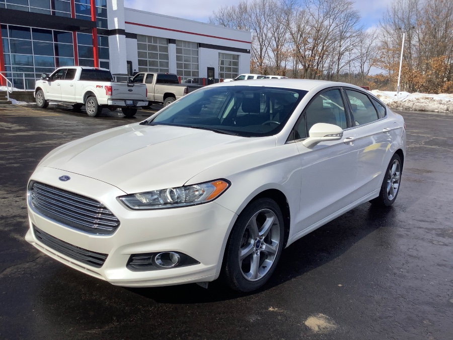 Used Ford Fusion 4dr Sdn SE FWD 2013 | Marsh Auto Sales LLC. Ortonville, Michigan