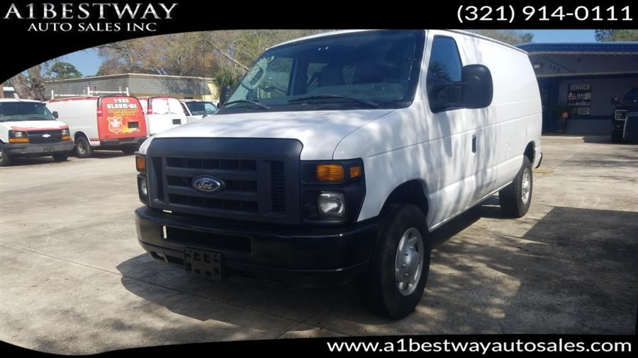 Used 2013 Ford Econoline Cargo Van in Melbourne , Florida | A1 Bestway Auto Sales Inc.. Melbourne , Florida