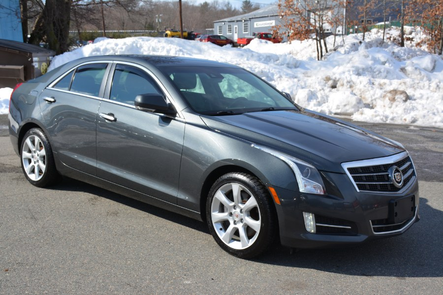 Used Cadillac ATS 4dr Sdn 3.6L Performance AWD 2014 | New Beginning Auto Service Inc . Ashland , Massachusetts