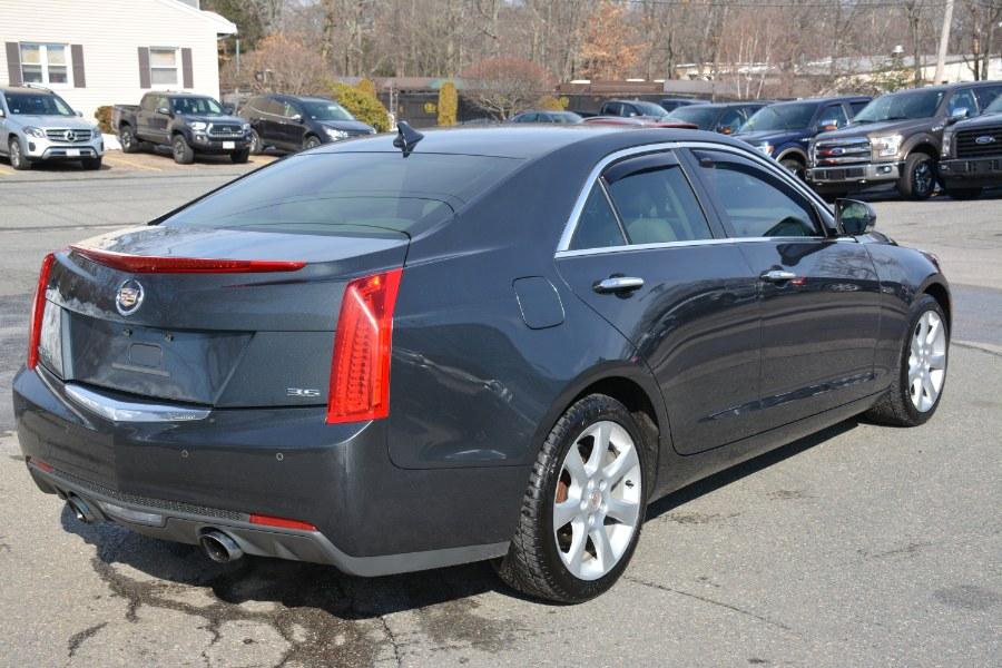 Used Cadillac ATS 4dr Sdn 3.6L Performance AWD 2014   New Beginning Auto Service Inc . Ashland , Massachusetts