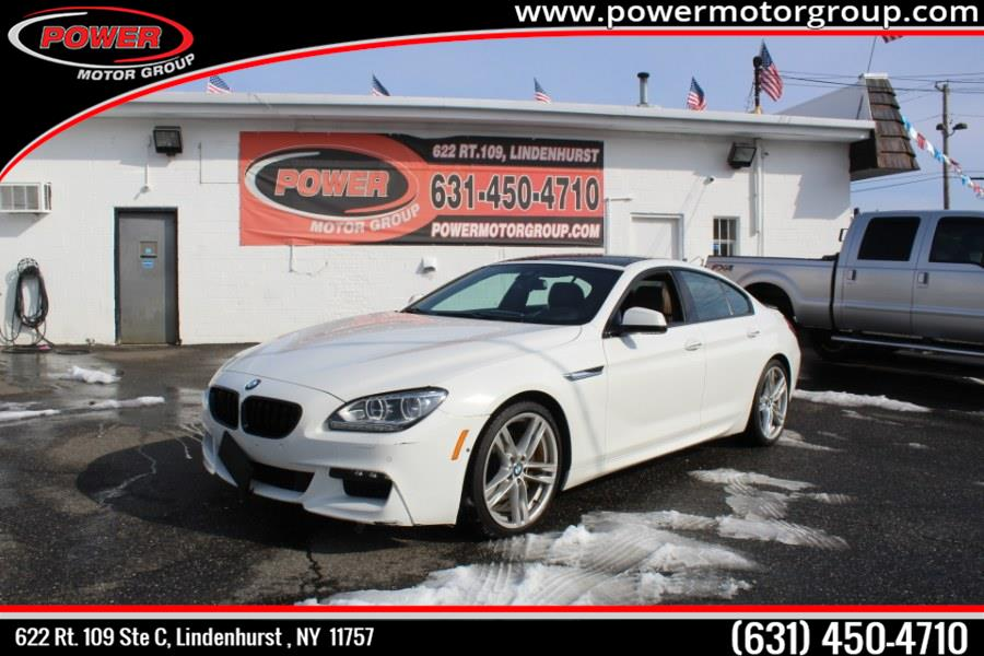 Used 2015 BMW 6 Series M-SPORT in Lindenhurst , New York | Power Motor Group. Lindenhurst , New York