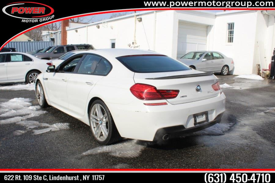 Used BMW 6 Series M-SPORT 4dr Sdn 640i xDrive AWD Gran Coupe 2015 | Power Motor Group. Lindenhurst , New York