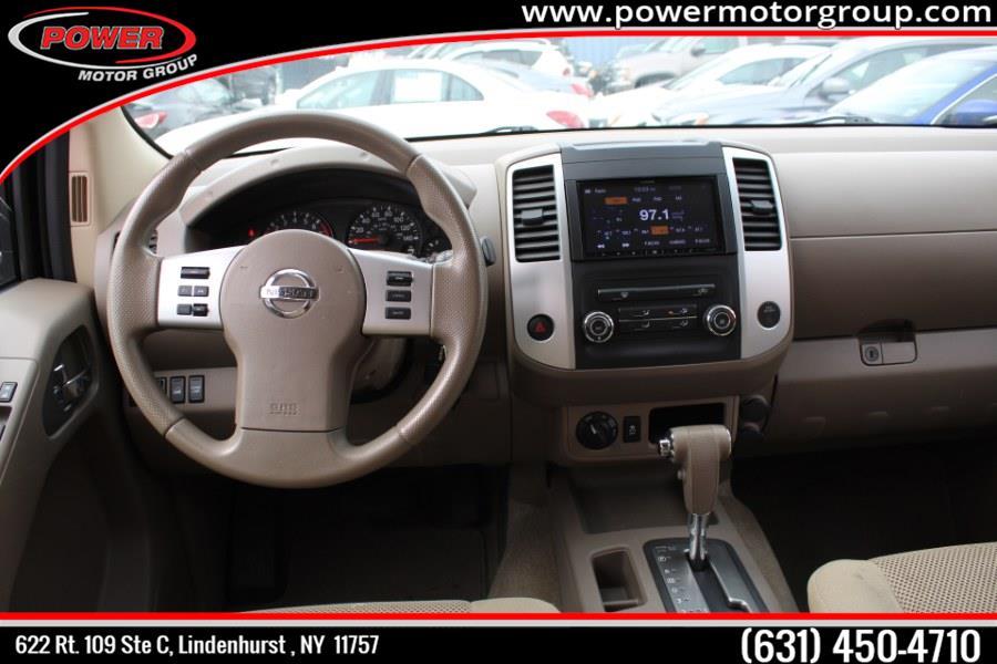 Used Nissan Frontier 4WD Crew Cab SWB Auto SV 2016 | Power Motor Group. Lindenhurst , New York