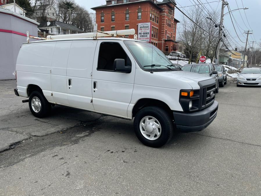 Used 2008 Ford Econoline Cargo Van in Derby, Connecticut | Bridge Motors LLC. Derby, Connecticut