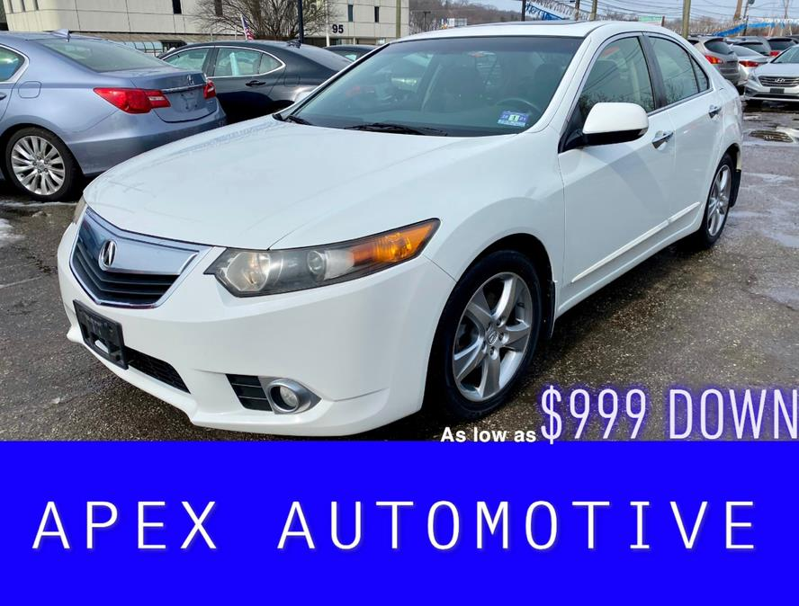 Used Acura TSX 4dr Sdn I4 Auto Tech Pkg 2012 | Apex  Automotive. Waterbury, Connecticut