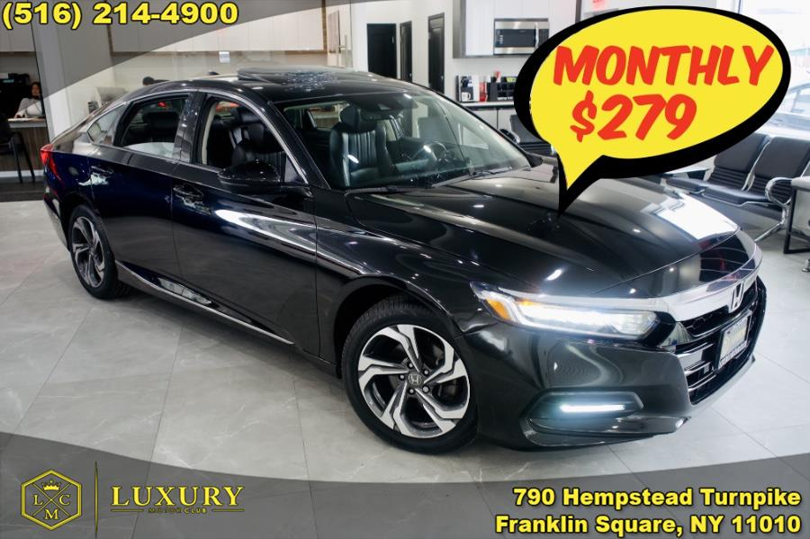 Used 2019 Honda Accord Sedan in Franklin Square, New York | Luxury Motor Club. Franklin Square, New York