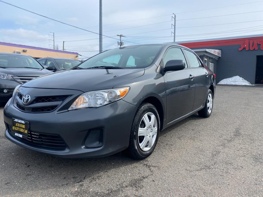 Used 2011 Toyota Corolla in West Hartford, Connecticut | Auto Store. West Hartford, Connecticut