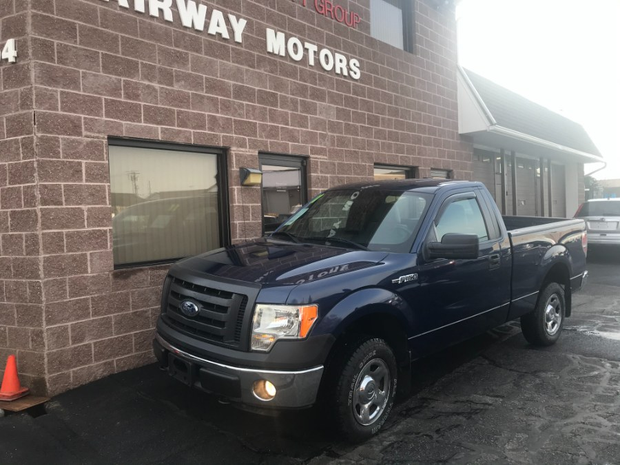 "Used Ford F-150 4WD Reg Cab 126"" XL 2011 