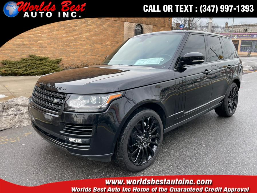Used Land Rover Range Rover 4WD 4dr Supercharged 2015