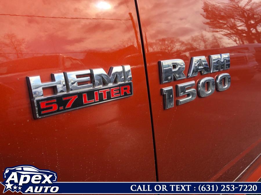 "Used Ram 1500 4WD Quad Cab 140.5"" Express 2013 | Apex Auto. Selden, New York"