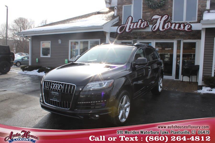 Used 2013 Audi Q7 in Plantsville, Connecticut | Auto House of Luxury. Plantsville, Connecticut