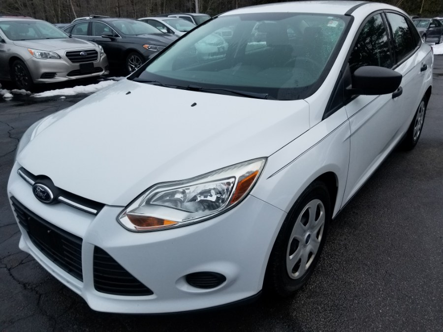 Used 2012 Ford Focus in Auburn, New Hampshire | ODA Auto Precision LLC. Auburn, New Hampshire