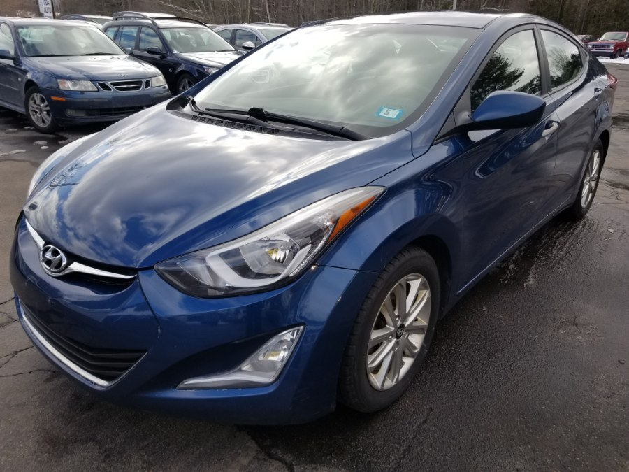 Used 2014 Hyundai Elantra in Auburn, New Hampshire | ODA Auto Precision LLC. Auburn, New Hampshire