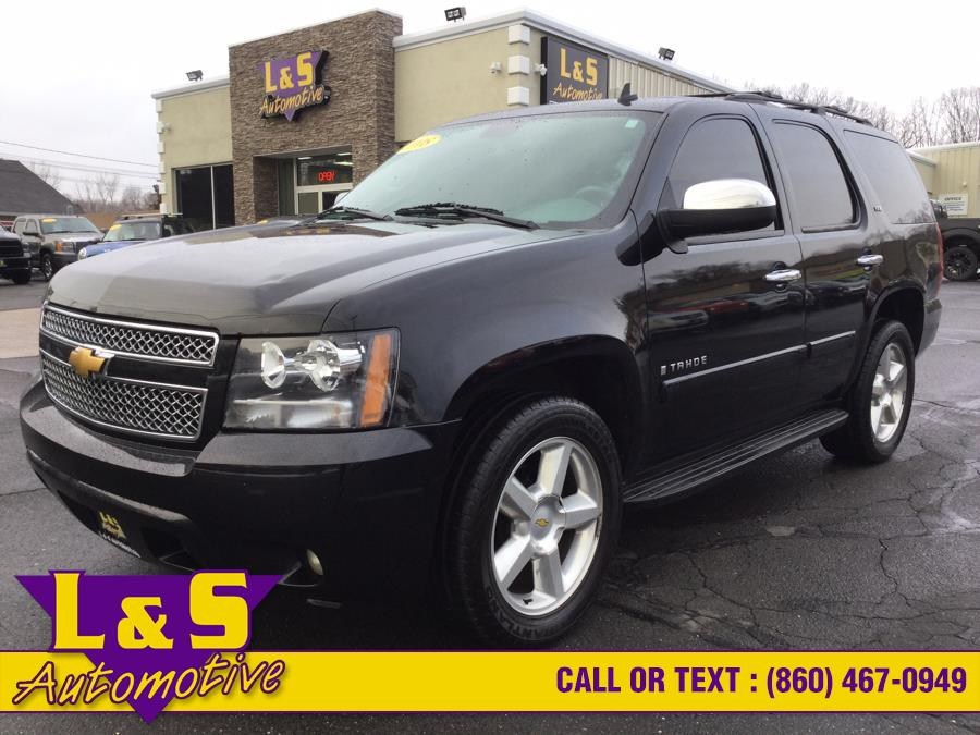 Used 2008 Chevrolet Tahoe in Plantsville, Connecticut | L&S Automotive LLC. Plantsville, Connecticut