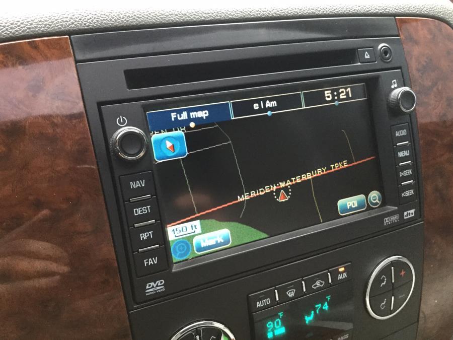 Used Chevrolet Tahoe 4WD 4dr 1500 LTZ 2008   L&S Automotive LLC. Plantsville, Connecticut