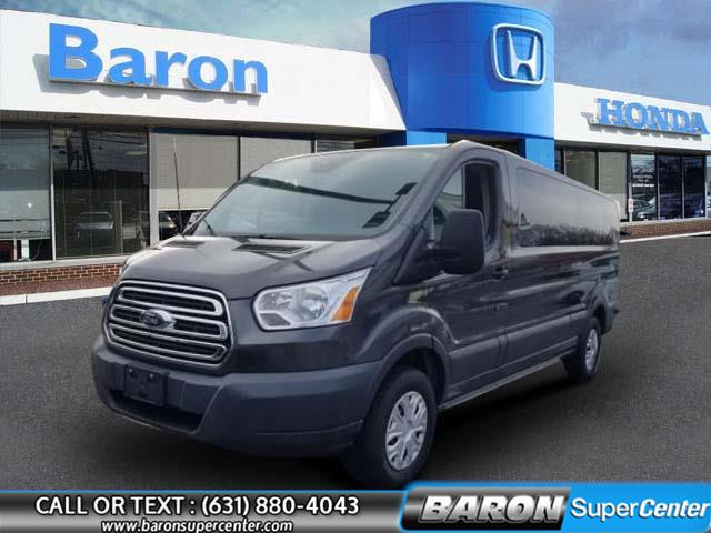 Used 2017 Ford Transit Wagon in Patchogue, New York | Baron Supercenter. Patchogue, New York