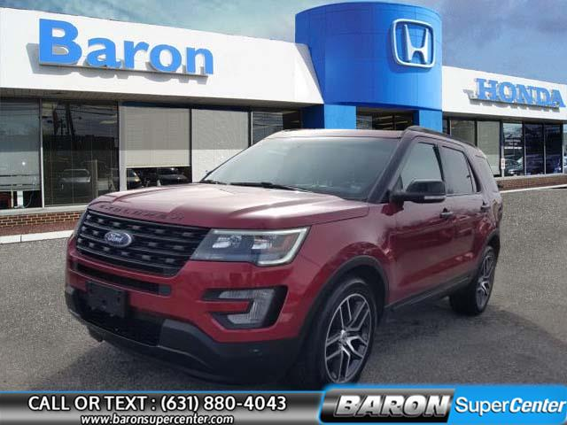Used 2017 Ford Explorer in Patchogue, New York | Baron Supercenter. Patchogue, New York