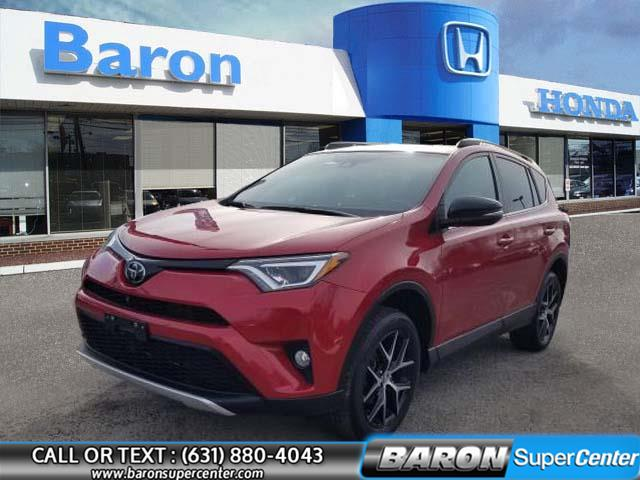 Used 2016 Toyota Rav4 in Patchogue, New York | Baron Supercenter. Patchogue, New York