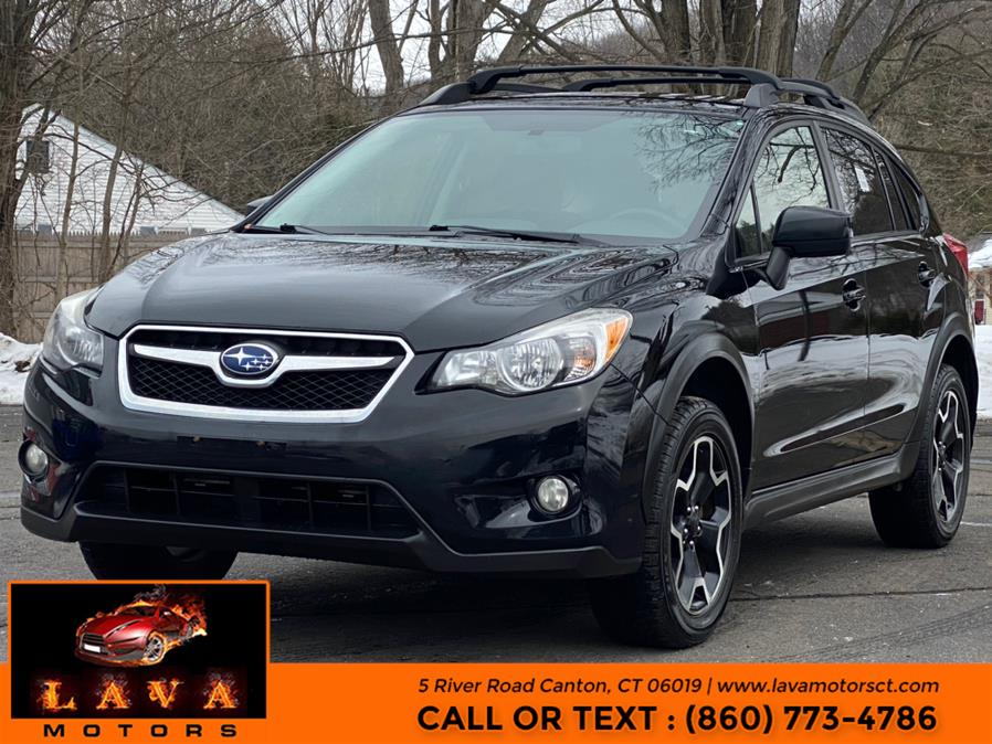 Used 2015 Subaru XV Crosstrek in Canton, Connecticut | Lava Motors. Canton, Connecticut