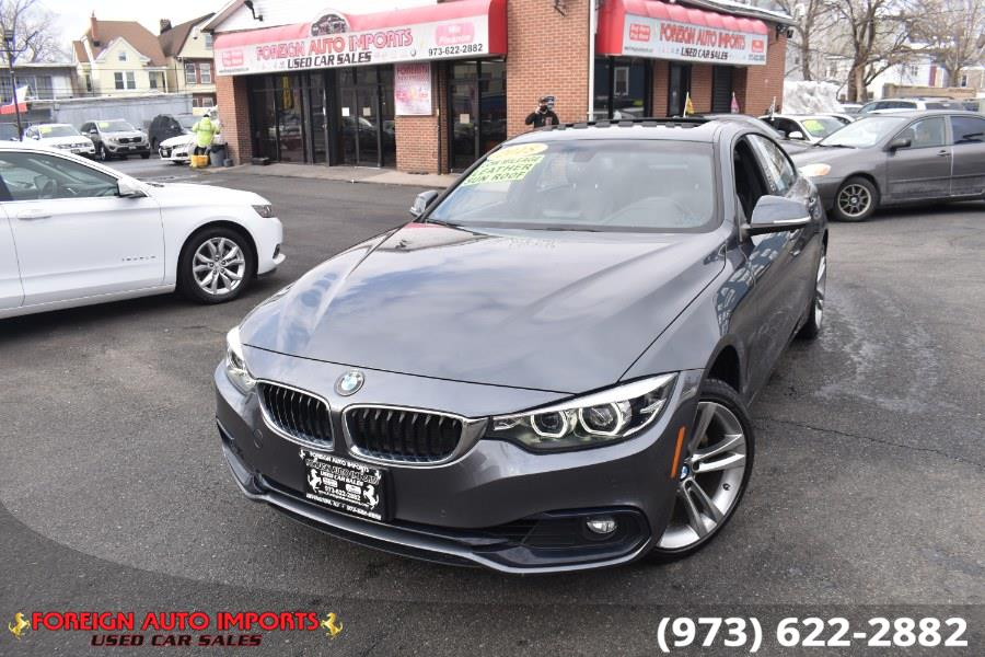 Used 2018 BMW 4 Series in Irvington, New Jersey | Foreign Auto Imports. Irvington, New Jersey