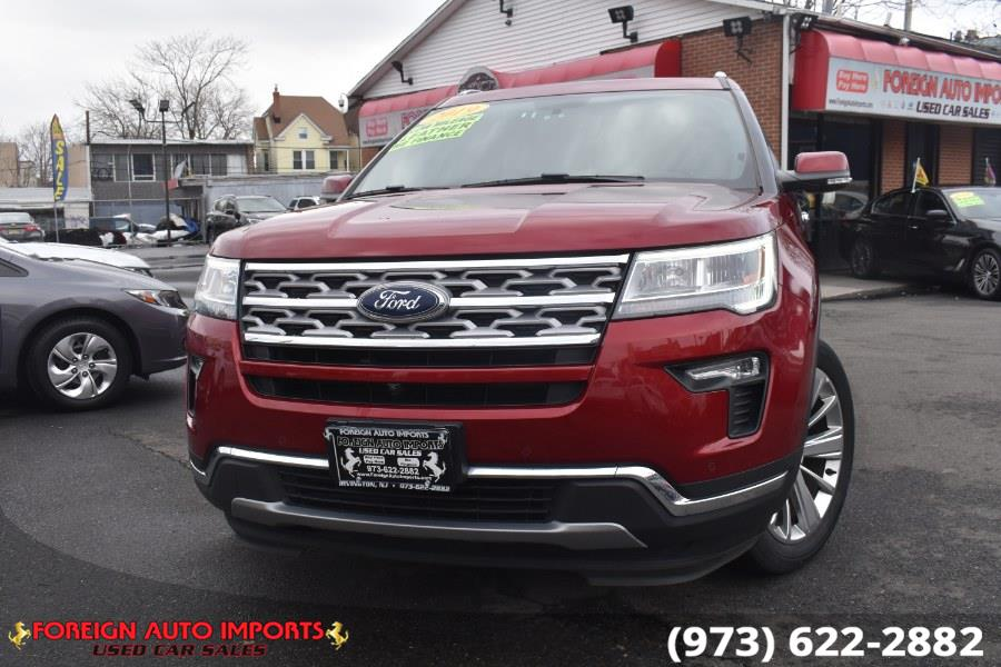 Used 2019 Ford Explorer in Irvington, New Jersey | Foreign Auto Imports. Irvington, New Jersey