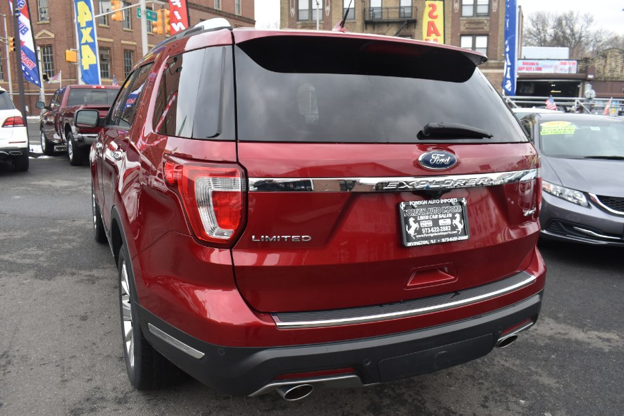 Used Ford Explorer Limited 4WD 2019 | Foreign Auto Imports. Irvington, New Jersey