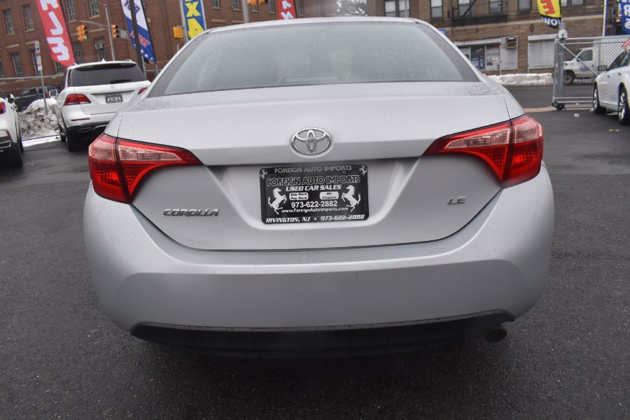 Used Toyota Corolla LE CVT (Natl) 2019 | Foreign Auto Imports. Irvington, New Jersey
