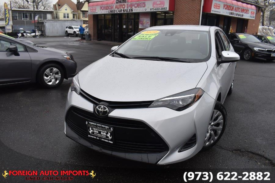 Used 2019 Toyota Corolla in Irvington, New Jersey | Foreign Auto Imports. Irvington, New Jersey