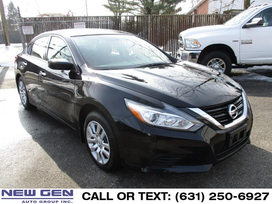 Used 2017 Nissan Altima in West Babylon, New York | New Gen Auto Group. West Babylon, New York
