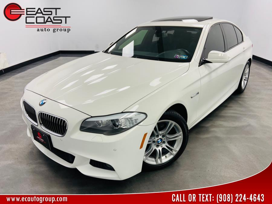 Used 2013 BMW 5 Series in Linden, New Jersey | East Coast Auto Group. Linden, New Jersey