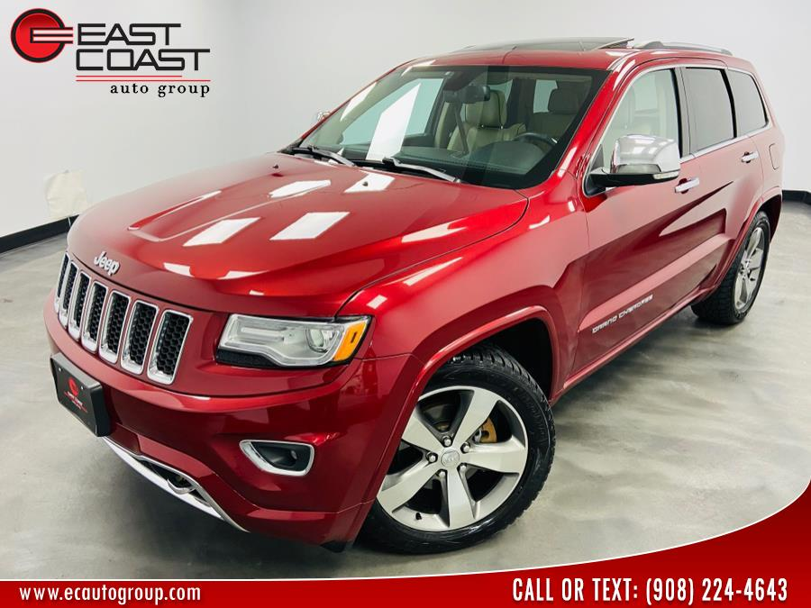 Used 2015 Jeep Grand Cherokee in Linden, New Jersey | East Coast Auto Group. Linden, New Jersey