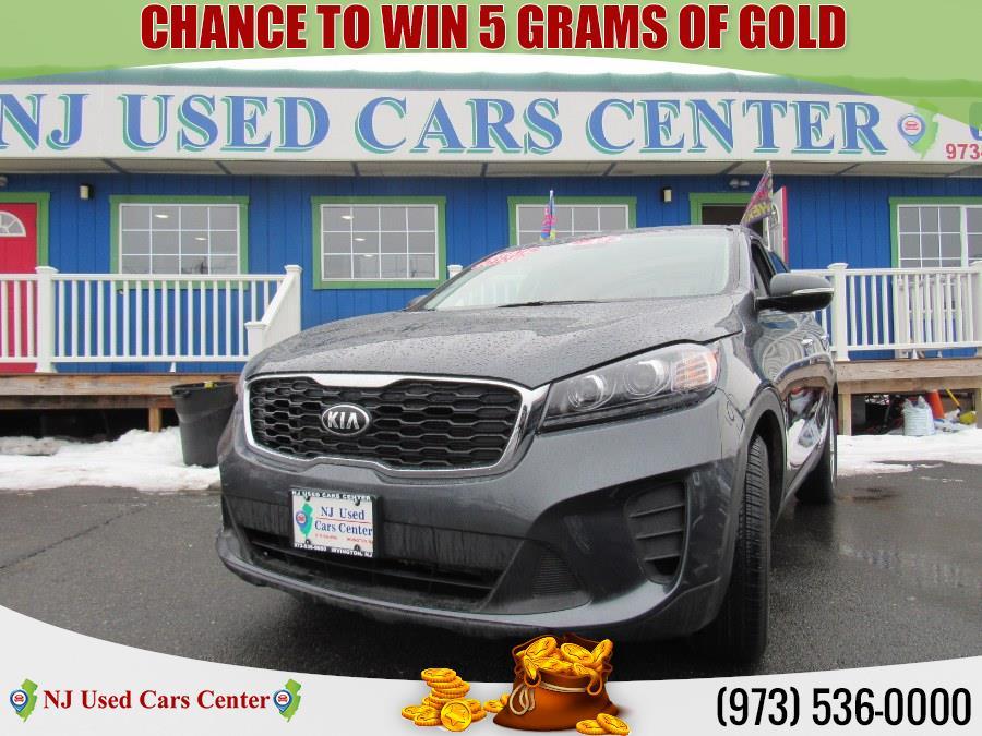 Used 2020 Kia Sorento in Irvington, New Jersey | NJ Used Cars Center. Irvington, New Jersey