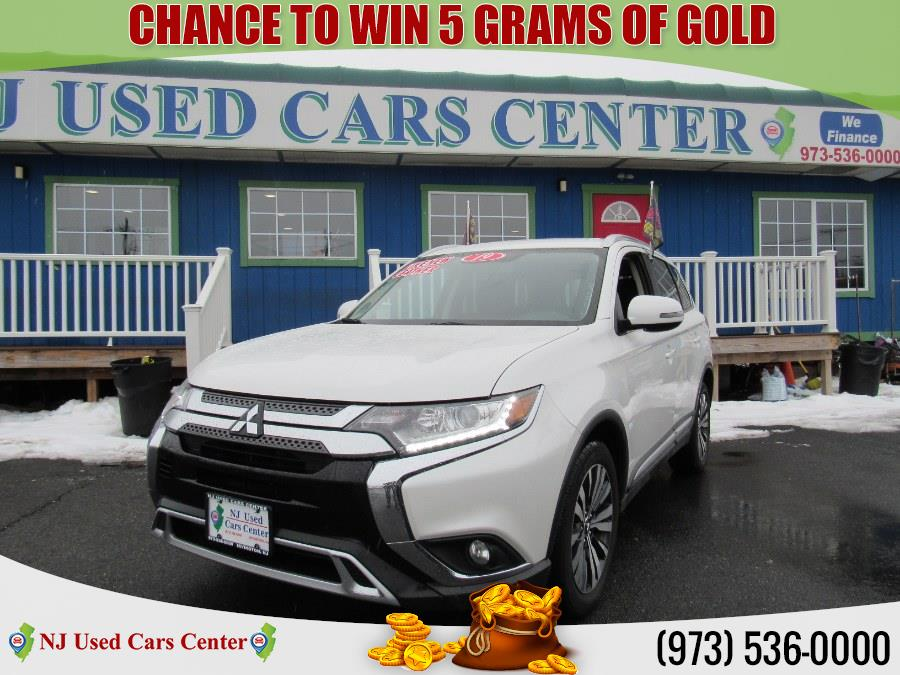 Used 2019 Mitsubishi Outlander in Irvington, New Jersey | NJ Used Cars Center. Irvington, New Jersey