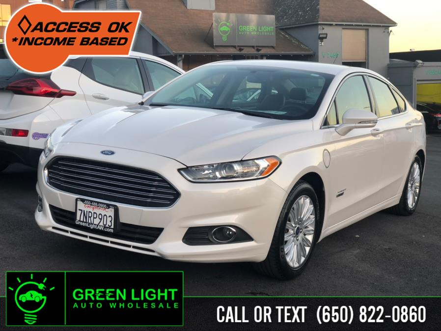 Used 2016 Ford Fusion Energi in Daly City, California | Green Light Auto Wholesale. Daly City, California