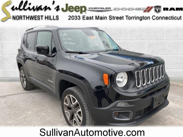 Used Jeep Renegade Latitude 2017 | Sullivan Automotive Group. Avon, Connecticut