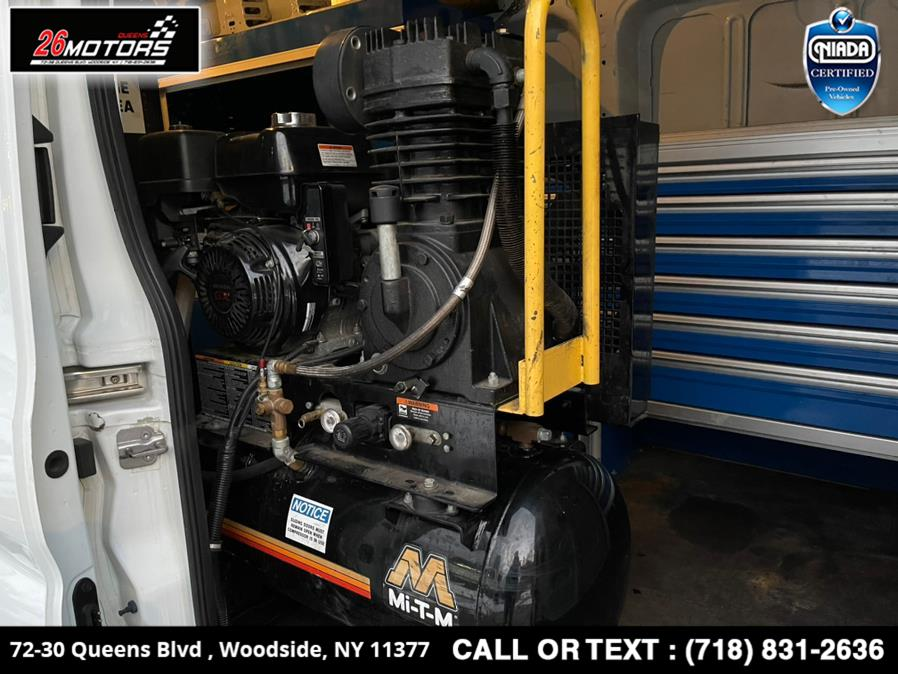 Used 2015 Ford Transit Cargo Van in Woodside, New York | 26 Motors Queens. Woodside, New York