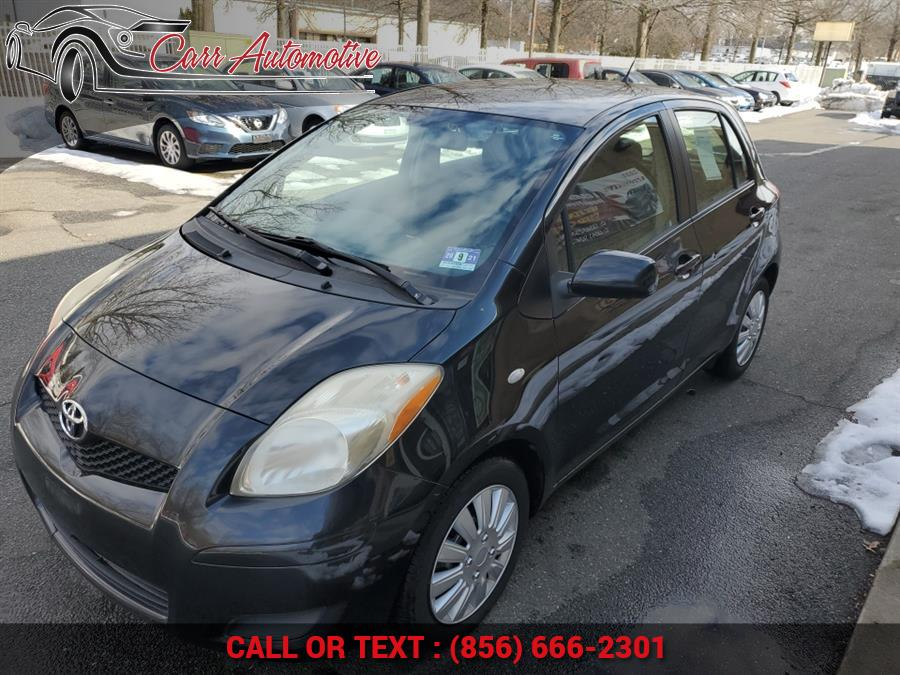 Used Toyota Yaris 5dr LB Auto (Natl) 2010 | Carr Automotive. Delran, New Jersey