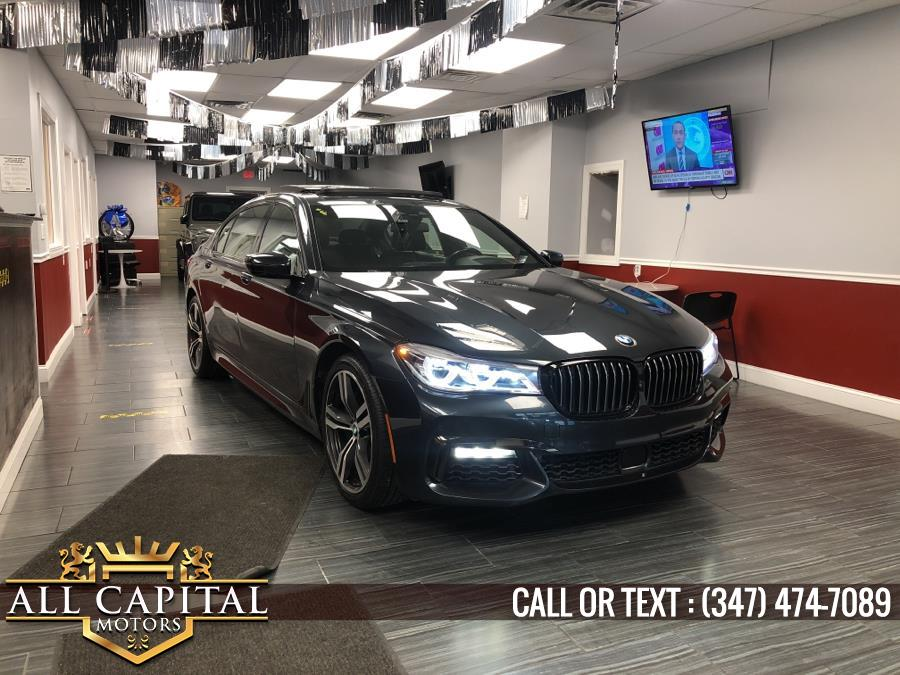 Used 2019 BMW 7 Series in Brooklyn, New York | All Capital Motors. Brooklyn, New York