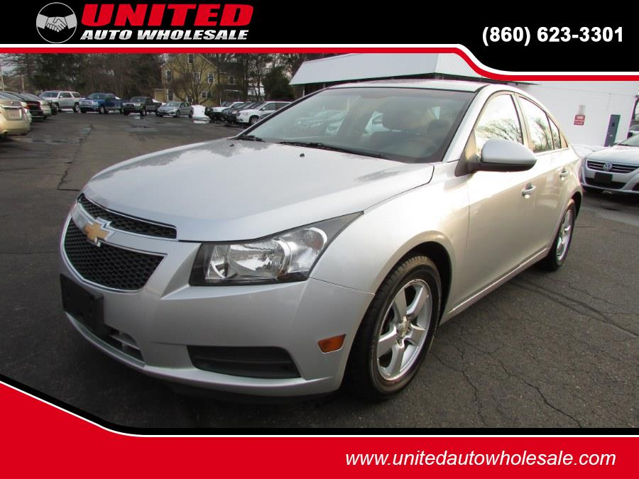 Used 2014 Chevrolet Cruze in East Windsor, Connecticut | United Auto Sales of E Windsor, Inc. East Windsor, Connecticut