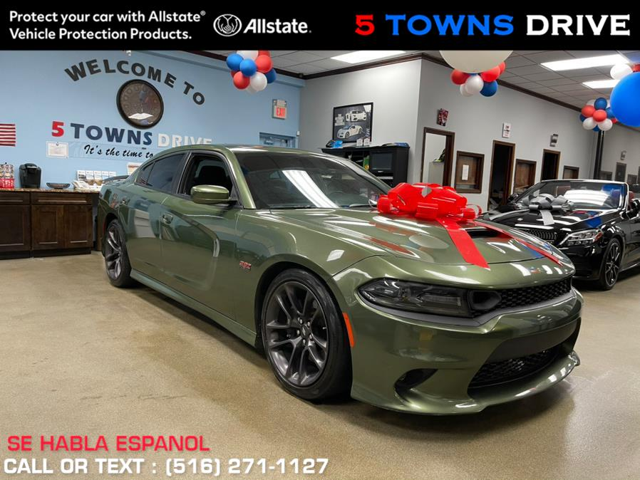 Used Dodge Charger SCATPACK 392 HEMI Scat Pack RWD 2020   5 Towns Drive. Inwood, New York