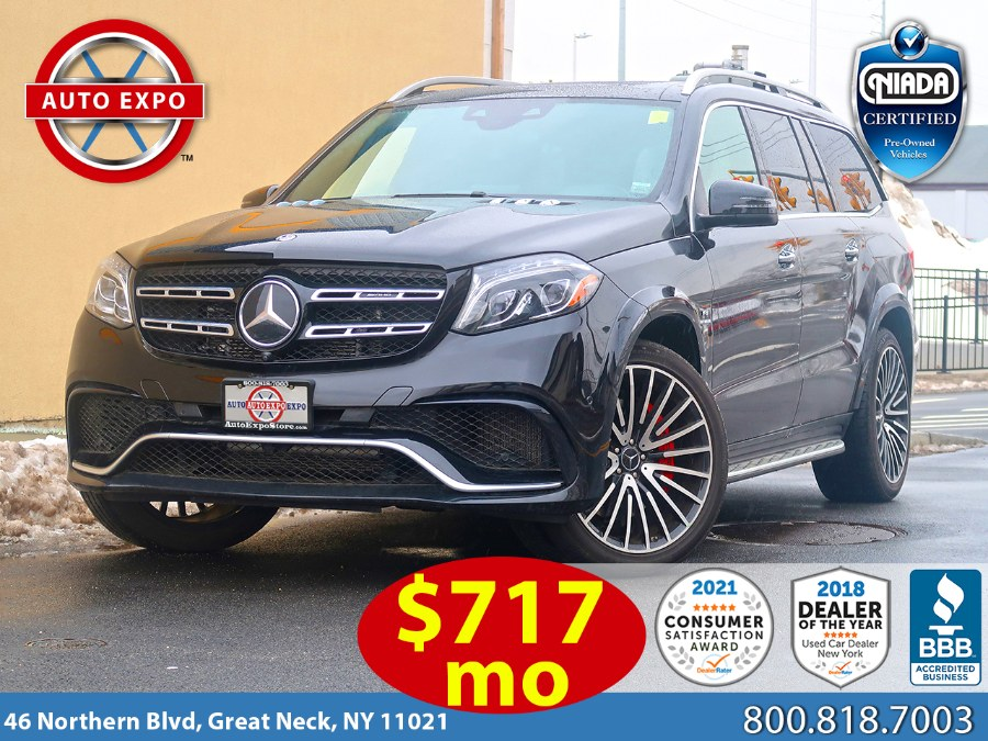 Used 2018 Mercedes-benz Gls in Great Neck, New York | Auto Expo Ent Inc.. Great Neck, New York
